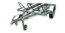 TPV Avto - prikolice za prevoz motorjev