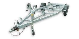 TPV Avto - prikolice za prevoz plovil