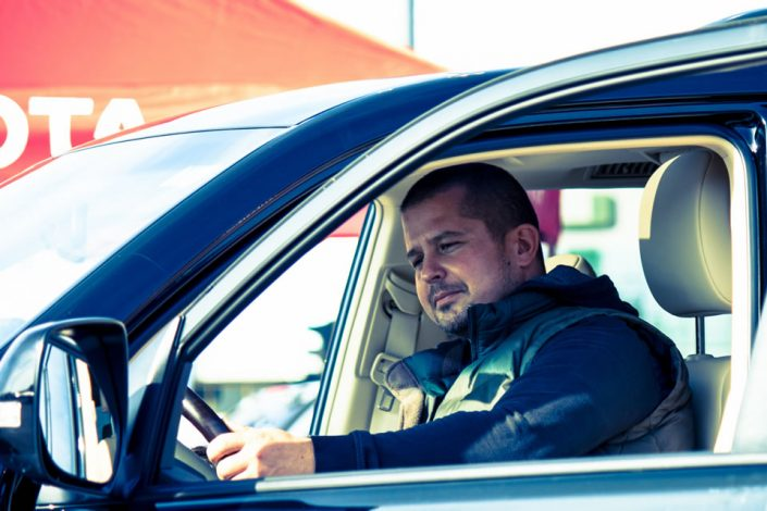 Toyota Road Show - Qlandia Krško