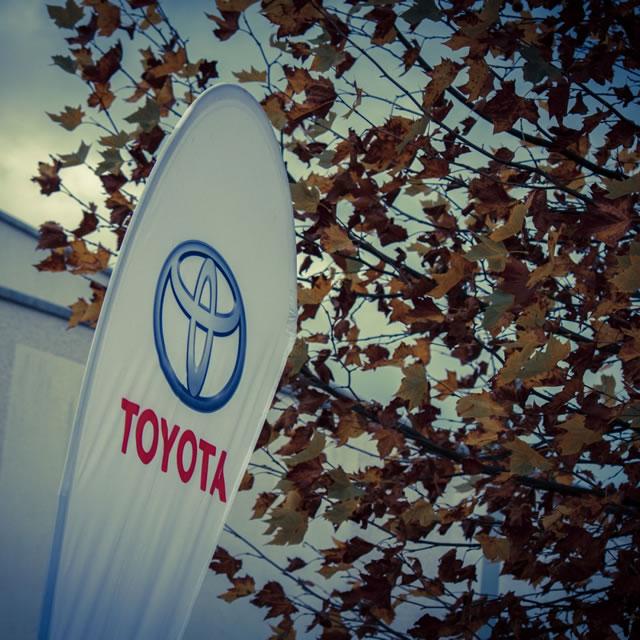 Toyota Road Show - Qlandia Novo mesto